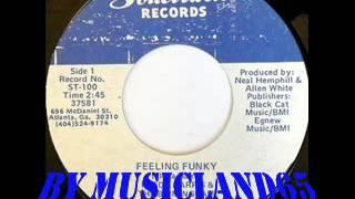 Freda Harris & The Birmingham Rhythm Section - Feeling Funky