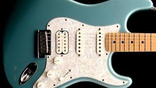 Blues Funk Rock |  Guitar Backing Track Jam in A