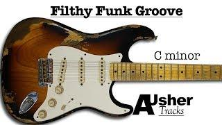 Filthy Funk Groove in C minor | Jam Track
