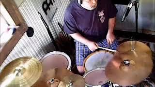 Wild Cherry Play That Funky Music  Drum Cover by Drum On