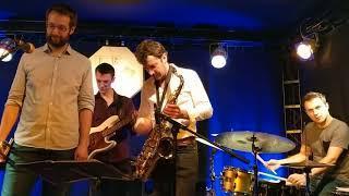 "MATAYO 5tet avec ""Funky Cat""  au Taquin Toulouse"