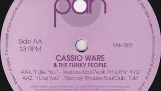 Cassio Ware & The Funky People ‎– I Like You (Moody Rhodes Soul Dub)