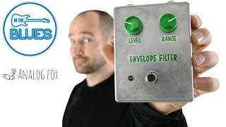 Analog Fox Envelope Filter Pedal (Auto Wah / Funky!)