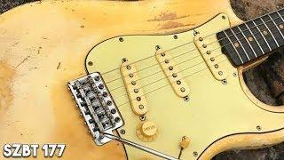 Easy Funky Blues Backing Track in G  minor | #SZBT 177