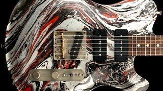 Filthy Blues Funk Guitar Backing Track Jam in G