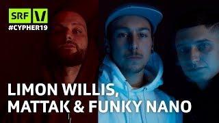 #Cypher19 Limon Willis, Mattak & Funky Nano am Virus Bounce Cypher 2019
