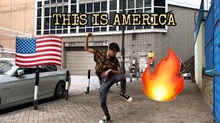 Childish Gambino This Is America Funky Dance Video Asian version