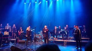 """Voulez-Vous"". Funky ABBA. Nils Landgren. The Livin Jazz Orchestra. Maria Mohn."