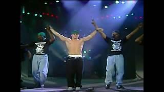 Marky Mark And The Funky Bunch – Good Vibrations (Live' 1991)
