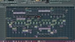 ផ្សារកាប់គោ Remix Melody funky 2018 Remix melody by kun melody Sr.