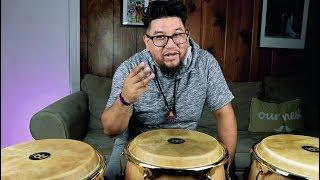 How To Play Funk On 3 Congas