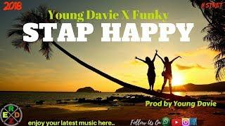 YOUNG DAVIE - STAP HAPPY, ft FUNKY (PNG MUSIC 2018)