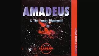Amadeus & The Funky Diamonds with Lila Pearl - Move Your Way