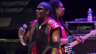 """Funky Kingston"" Toots & The Maytals @ ""Filagosto Festival"" Filago (BG) 01/08/2017"