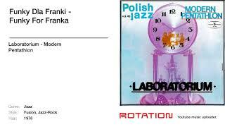 Laboratorium - Funky Dla Franki - Funky For Franka