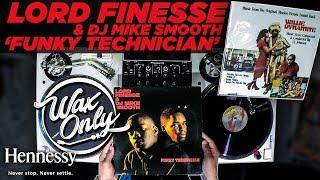 Discover Samples On Lord Finesse's 'Funky Technician' #WaxOnly
