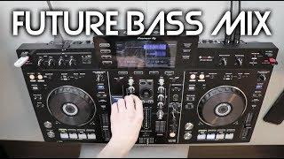 Funky Future Bass & Trap Mix (Pioneer XDJ-RX) - Live Mix 2018