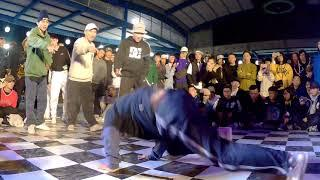 Halley Jam 2017 - Top 8 - Titan crew vs Funky Brother