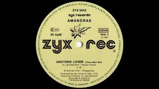 AMANDRAS {}{} Another Lover (Funky Maxi Mix) 1987