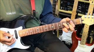 Michael Jackson BAD Funky Guitar Cover EricBlackmonMusic YouTube