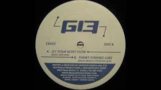 G-13 - Funky Fishing Lure (Palm Beach Cocktail Mix)