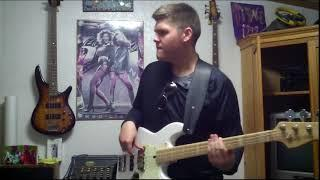 "Somebody Else's Guy by Jocelyn Brown (Bass Cover) Grant ""Funky"" Frabe"