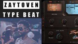 HOW TO MAKE A ZAYTOVEN BEAT | USING FUNKY FINGERS VST
