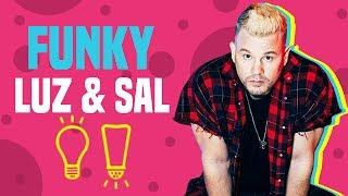 Funky FT. Edward Sanchez - Luz y Sal (Video Lyric / Video Letras) ||| Nueva Musica Cristiana |||