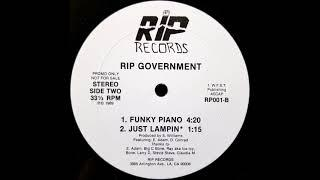 "Rip Government - ""Funky Piano"" - 1989 - Los Angeles"