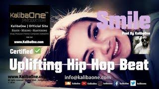 Hip Hop Rap Type Beat - Uplifting Funky Instrumental Music 'Smile' (Prod By KalibaOne)