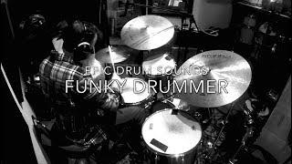 Get The Sound For: Funky Drummer By James Brown / Clyde Stubblefield