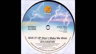 Sylvester Ft Jeanie Tracy - Give It Up - Funky Junky Mix