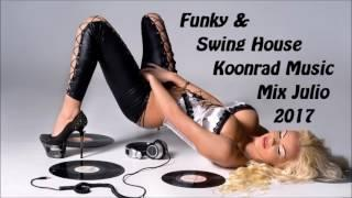 Funky Disco & Swing House Koonrad Music Mix