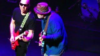 "G3 2018~""Super Funky Badass""~JOE SATRIANI @ Hobby Center for the Performing Arts Hou TX Jan 28, 2018"