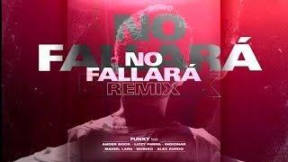 Funky✘Ander Bock✘Indiomar✘Alex Zurdo✘Madiel Lara✘Musiko - No Fallará Remix - Trap Cristiano 2019