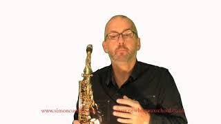 Play Funky Sax Unit 1 Lesson 1