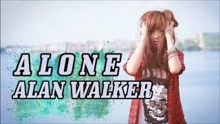 DJ ALAN WALKER (ALONE FUNKY) BASSBEAT SLOW MASBRO 2018