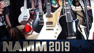 Epiphone, Kramer & Some Funky Headless Guitars from Steinberger! - NAMM 2019