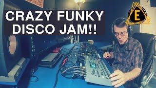 CRAZY FUNKY DISCO JAM!