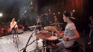Funky Emotions - hosť Paulinka Minichová - Bruno Mars & Morcheeba - Banícky jarmok 2017 - Prievidza