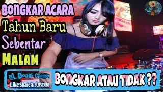 DJ BONGKAR ACARA TAHUN BARU SEBENTAR MALAM - Funky Lovers