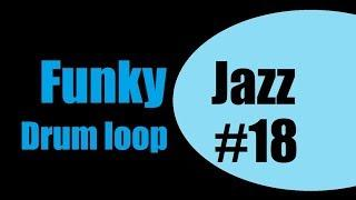 Funky Jazz drum loop N.18
