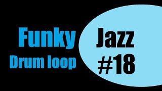 Funky Jazz drum loop N.18