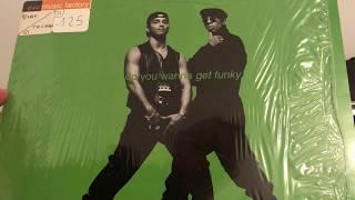 C&C Music Factory - Do You Wanna Get Funky? (1994) (Maxi 45T)