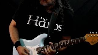 Panos A Arvanitis plays funky shred Yngwie style