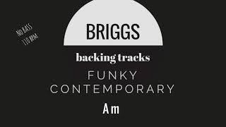 Bass Backing Track Funky Contemporary No Bass