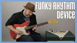 The Most Valuable Rhythm Guitar Device For Funk and Soul