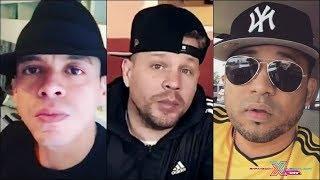 Vico C, Funky y Manny Montes se unen por primera vez | Funky y Manny Montes anuncian lo próximo