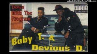 Baby T & Devious D - The beat is funky