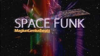 """Space Funk""  Funky Hip Hop Old School Rap Beat instrumental 90's"